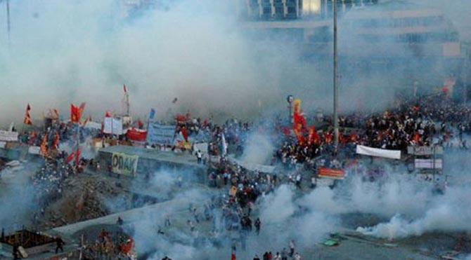 Gezi Parkı davasına devam
