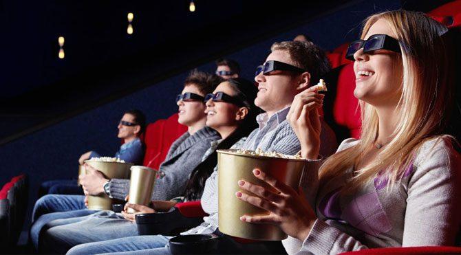 Google Glass'a sinema yasağı