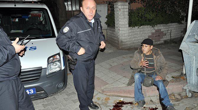 Karacabey'de bıçaklı saldırı
