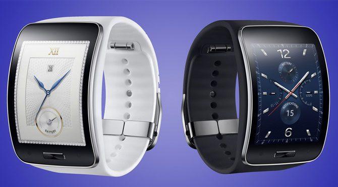Samsung Gear S'den yeni detaylar