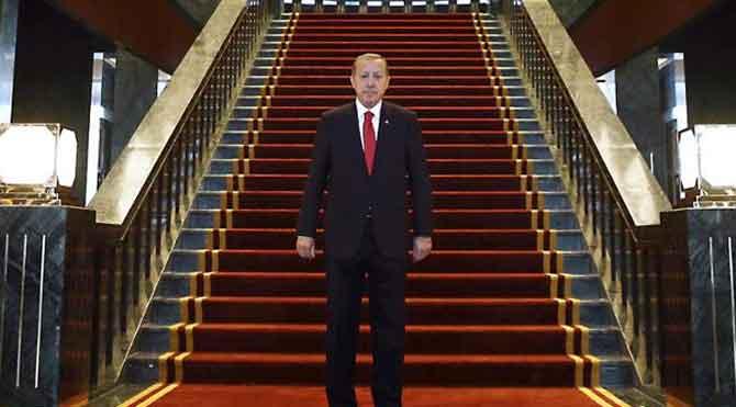 Erdoğan 'Kaçak Saray'da iftar verecek