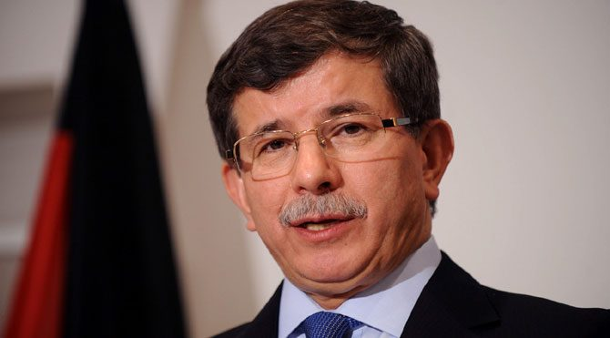 Davutoğlu'na Gezi hatırlatması