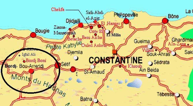 Cezayir'de Türk işçilere saldırı