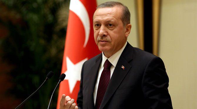 Erdoğan'dan IŞİD açıklaması
