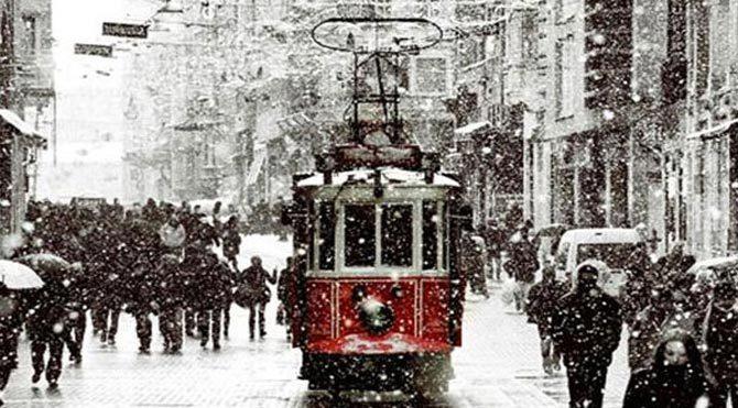 İstanbul'a kış ne zaman geliyor?