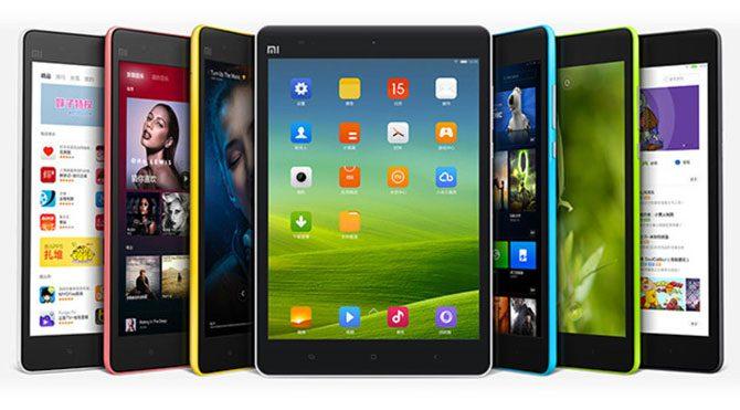 Xiaomi'nin hedefi büyük