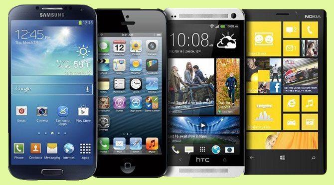 Dünyanın en iyi 15 akıllı telefonu