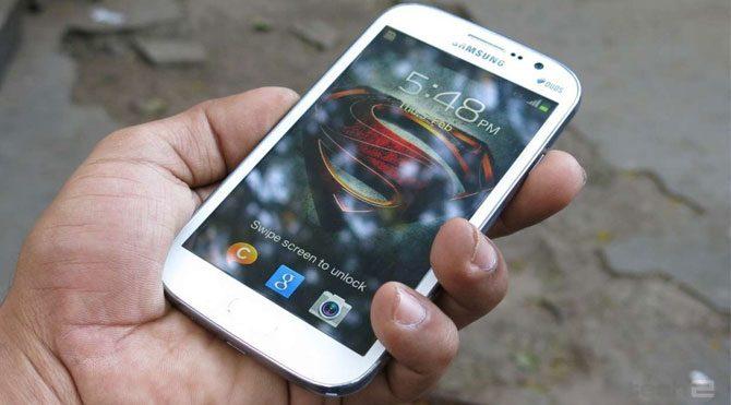 Samsung, Galaxy Grand 3'ü hazırlıyor!