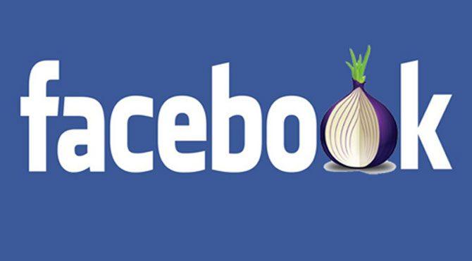 Facebook Tor gizlilik sağlıyor!