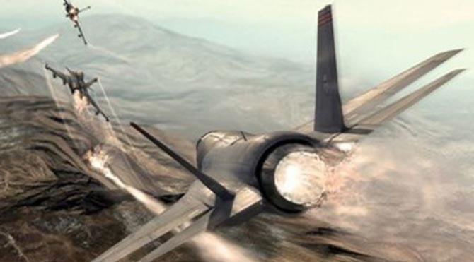 Savaş uçakları bombaladı!