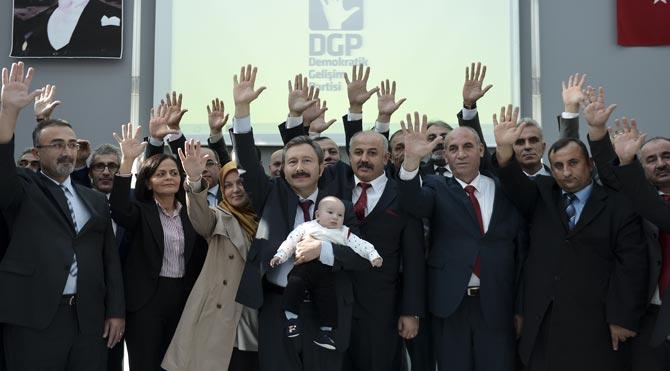Demokratik Gelişim Partisi kuruldu