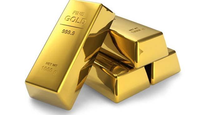 Altın yine düştü