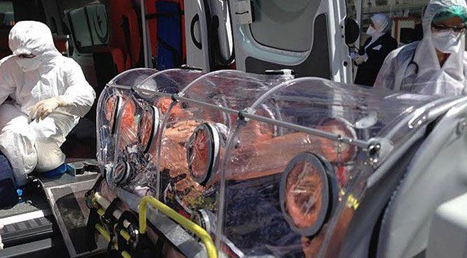 Konya'da Ebola şüphesi
