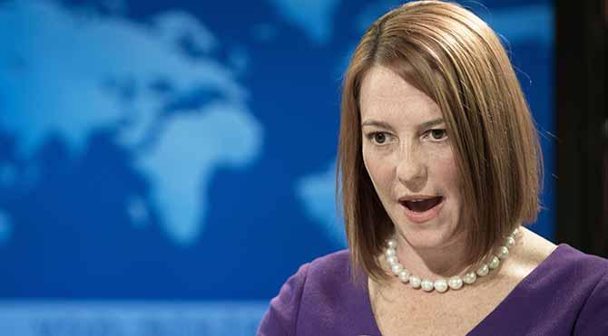 ABD Dışişleri sözcüsü Psaki PYD ile PKK'yı karıştırdı