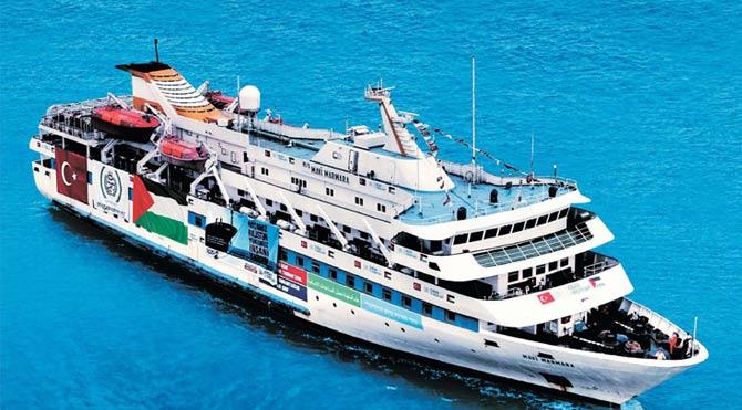 Mavi Marmara ile ilgili şok karar!