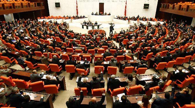 Meclis'te peşmerge atışması!
