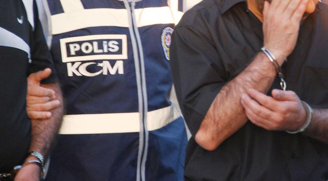Kilis'te 17 polis serbest bırakıldı!