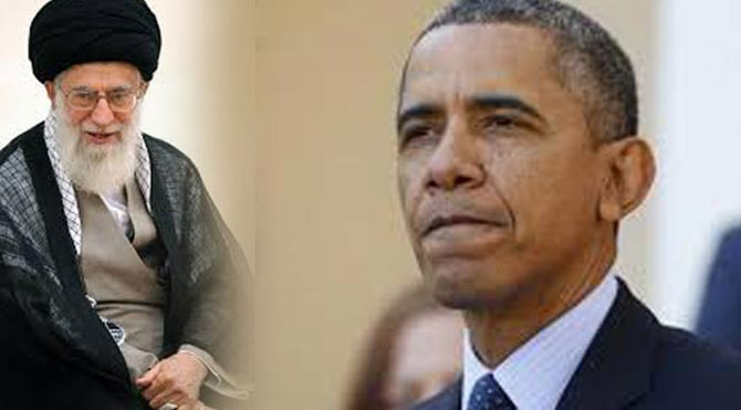 Obama'dan Hamaney'e gizli mektup iddiası