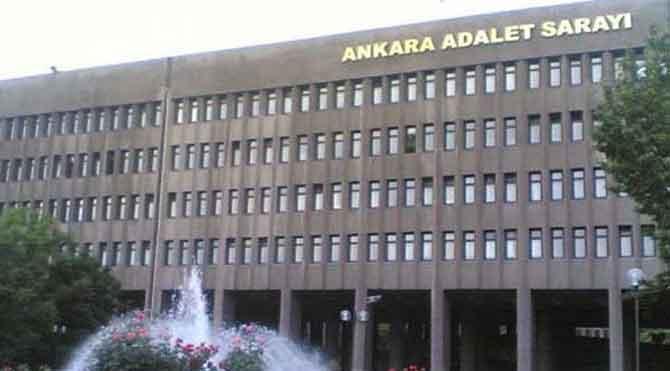 Ankara Adliyesi'ne taşınmaz raporu
