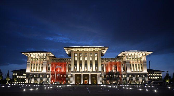 Başbakanlık'tan 'AK Saray' açıklaması