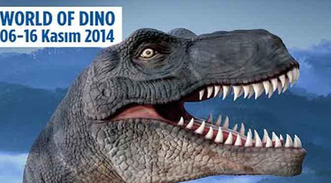 Dinozorlar Dünyası Vera'da