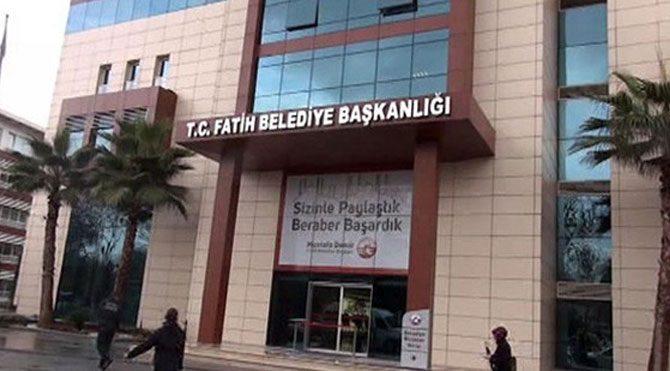 Fatih Belediyesi'nde skandal atama