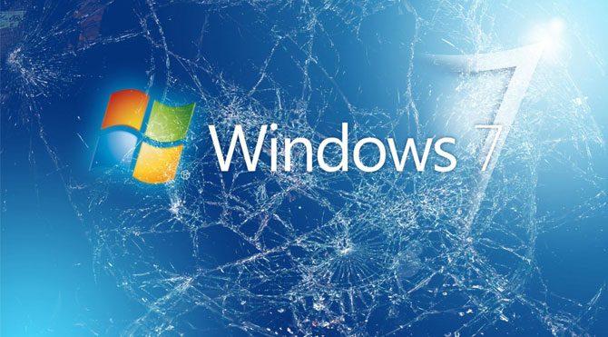 Windows 7 tarih oluyor!