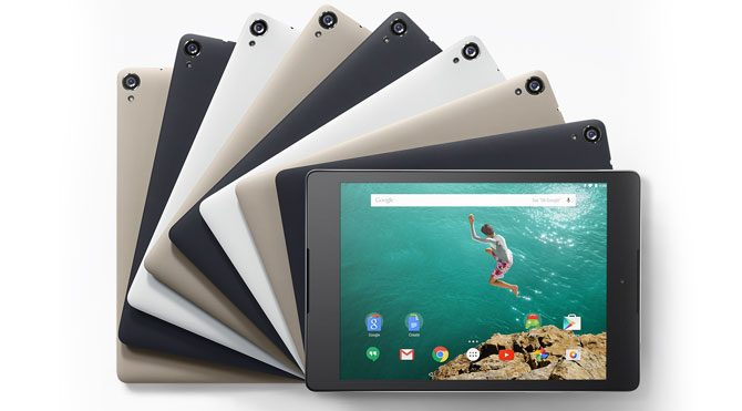 Nexus 9 24 saatte tükendi