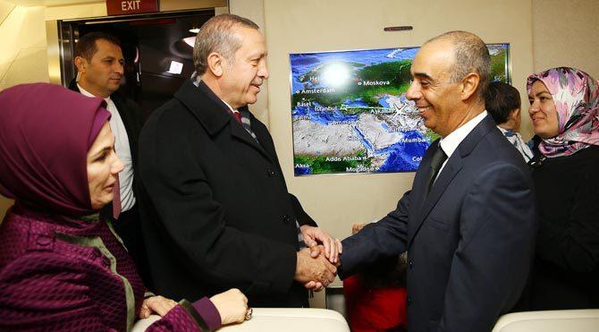 Erdoğan'ın isteği üzerine serbest bırakıldı