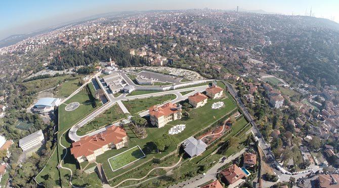 Erdoğan'ın yeni sarayı: Vahdettin Köşkü