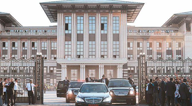 CHP'den Kaçak Saray için önerge
