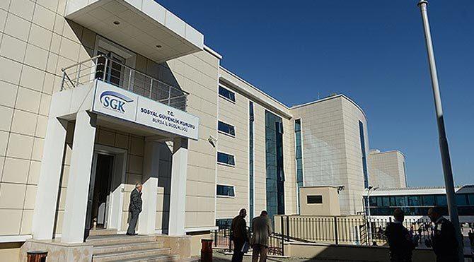 SGK'dan Bursa açıklaması