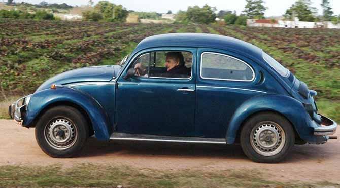 Devlet Başkanı Mujica'nın 1 milyon dolarlık Vosvosu