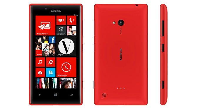 Yeni Lumia görücüye çıkıyor
