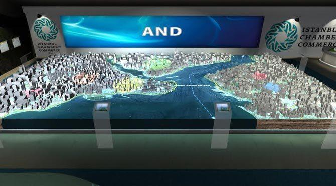 İTO MIPIM 2015'e dev İstanbul maketi ile katılacak