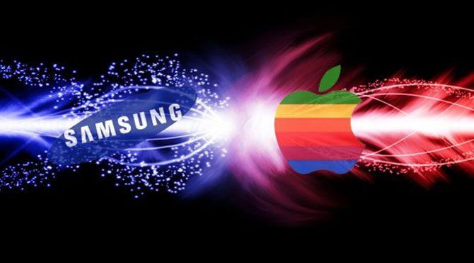 Apple, Samsung'u yendi!