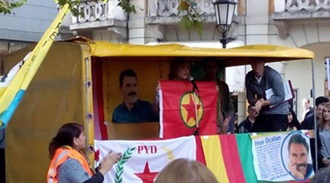 PKK flaması kaldıran vekilin dokunulmazlığı kaldırıldı