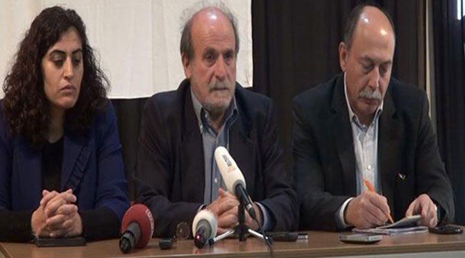 'AKP süreci askıya aldı'