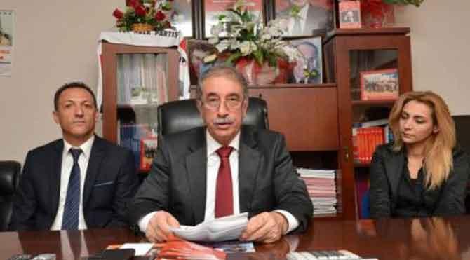 CHP Tunceli İl Yönetimi istifa etti