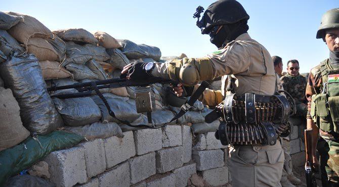 Kerkük'te 4 IŞİD militanı öldürüldü