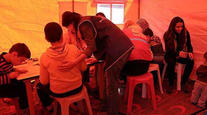 Diyanet'ten Ermenek'e eğitim yardımı
