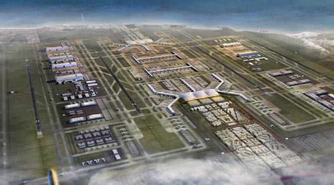 3. Havalimanı TBMM gündeminde