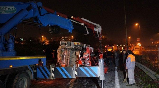 İstanbul'da 3 saatlik kaza!