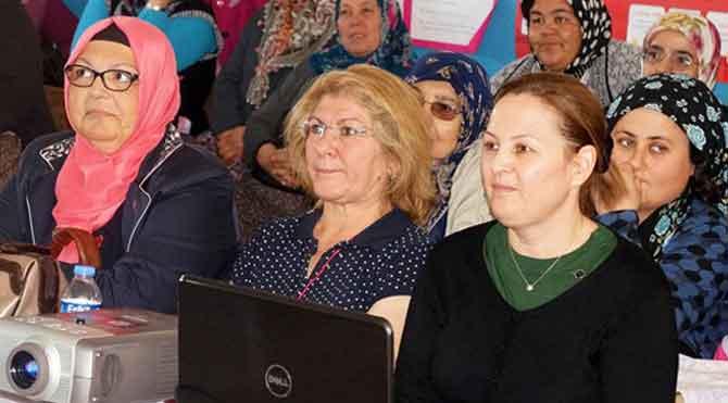 Konseyden kadınlara hak eğitimi