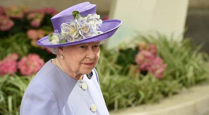 Kraliçe Elizabeth'e suikast girişimi
