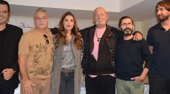 Yenge ve Mehmet Ali aynı projede