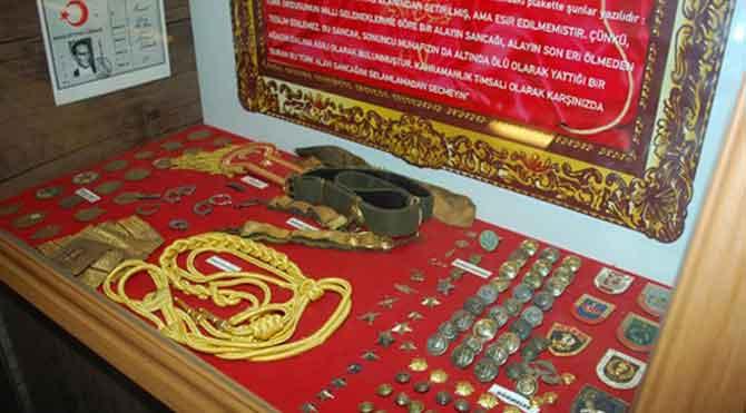 Gezici müze ile tarihe yolculuk