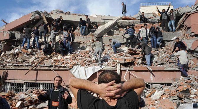 Depremin yıktığı Van'a akıllı hastane