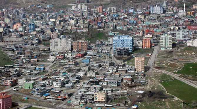 Şırnak'ta 12 mahalle ve 2 meydana Kürtçe isim