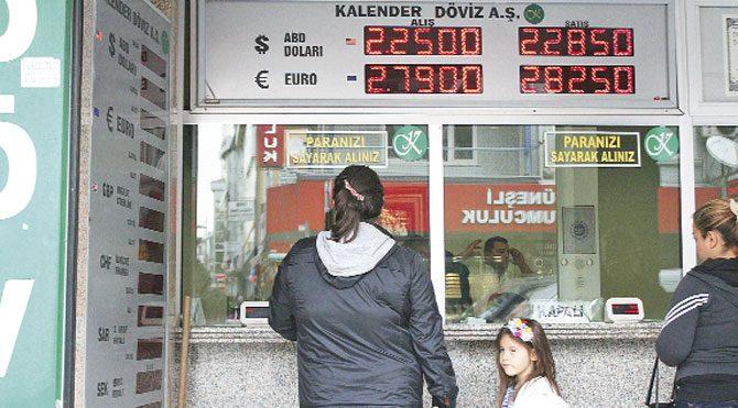 Dolar yeni haftada 2.30 lirayı görür
